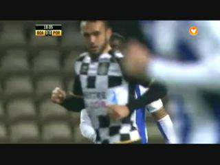 Liga (22ª J): Resumo Boavista 0-2 FC Porto