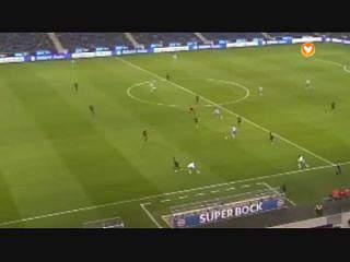 Taça da Liga (Grupo D - 4ª Jornada): Resumo FC Porto4-1 Académica