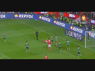 Benfica, Caso, Gaitan, 80m