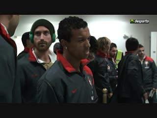 Comitiva portuguesa chega a Sarajevo