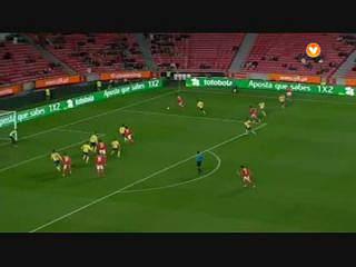Benfica, Jogada, Pizzi, 34m