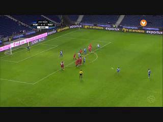 FC Porto, Jogada, M. Layún, 84m