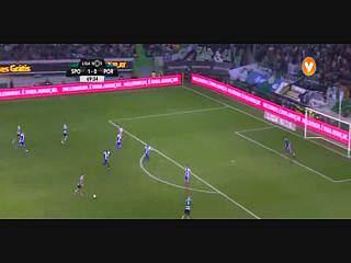 Sporting, Jogada, Adrien Silva, 70m