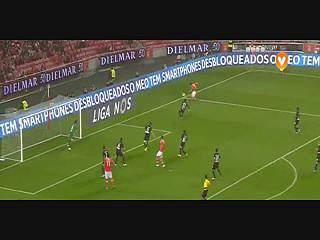 Benfica, Jogada, Mitroglou, 12m