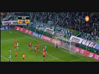 Sporting, Jogada, Paulo Oliveira, 65m