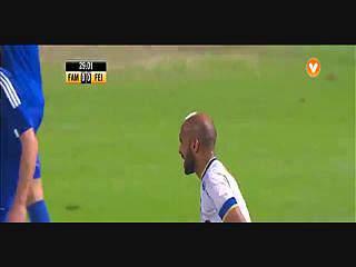 Resultado ao Intervalo – Famalicão 0-0 Feirense