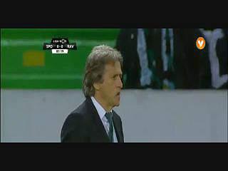 Sporting, Jogada, Gelson Martins, 81m
