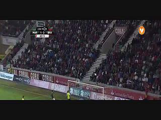 Sp. Braga, Jogada, Rui Fonte, 60m