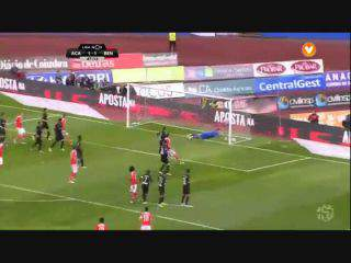 Benfica, Jogada, Gaítan, 47m