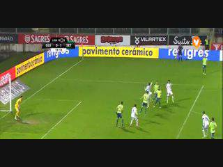 Liga (22ª J): Resumo V. Guimarães 2-2 V. Setúbal