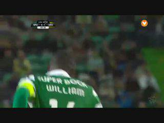 Sporting, Jogada, William, 84m