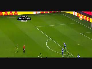 Tondela, Golo, Luís Alberto, 59m, 0-1