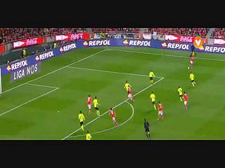 Liga (28ª J): Resumo Benfica 5-1 Sp. Braga
