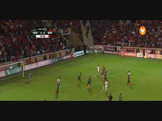 Benfica, Jogada, Carcela, 40m