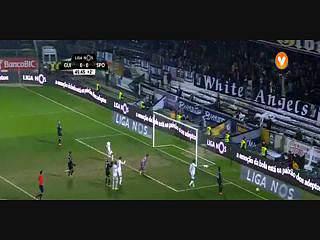 Sporting, Jogada, Slimani, 46m