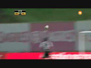 Liga (22ª J): Resumo Sp. Braga 3-1 Nacional
