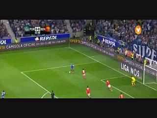 FC Porto, Jogada, Marcano, 45m