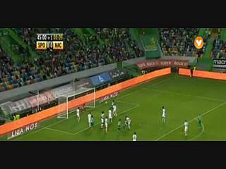 Sporting, Jogada, Ewerton, 46m