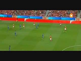 Benfica, Golo, Mitroglou, 5m, 1-0
