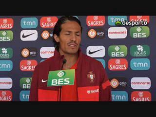 Bruno Alves: «Ronaldo deve ser um exemplo para os portugueses»