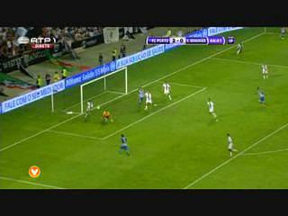 FC Porto, Golo, Lucho, 45m, 3-0