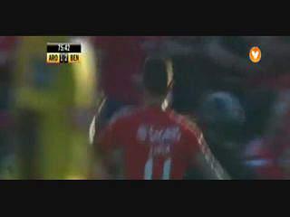 Benfica, Golo, Lima, 76m, 1-3