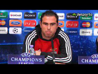 Bruno César confiante na eliminação do Chelsea