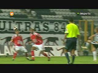 Benfica não vence jogo inaugural à sete épocas