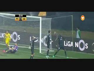 V. Guimarães, Golo, B. Saré, 29m, 1-1