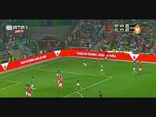 Resultado ao Intervalo – Benfica 0-0 Sporting