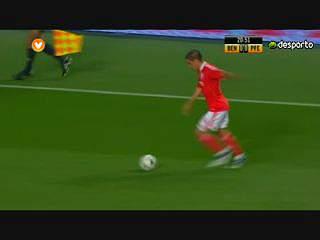 Liga (7ª J): Resumo Benfica 4-1 P. Ferreira