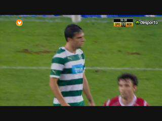 Liga Europa: Sporting 2-1 Nordsjaelland