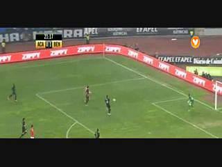 Benfica, Jogada, Gaítan, 21m