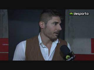 Javi Garcia «Queremos ser campeões»