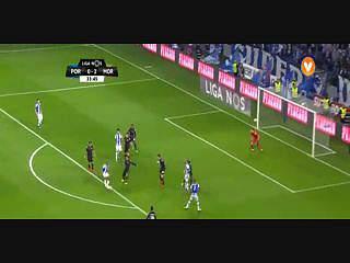 FC Porto,  Jogada, Maxi, 34m