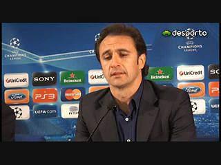 Vítor Pereira: faltou «concretizar oportunidades»