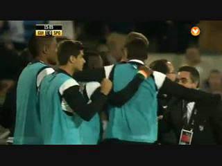V. Guimarães, Golo, B. Saré, 15m, 1-0