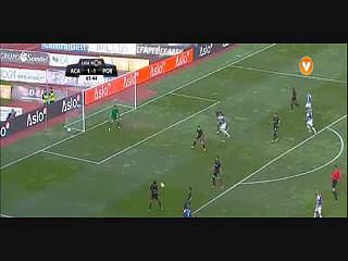FC Porto, Golo, Brahimi, 66m, 1-2