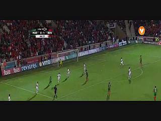 Marítimo, Jogada, Edgar Costa, 67m