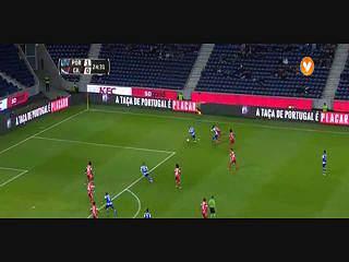FC Porto, Jogada, Evandro, 25m