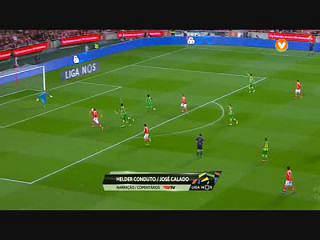 Benfica, Caso, Mitroglou, 1m