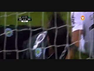 Sporting, Jogada, Ruiz, 59m