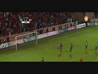 Benfica, Jogada, K. Mitroglou, 44m