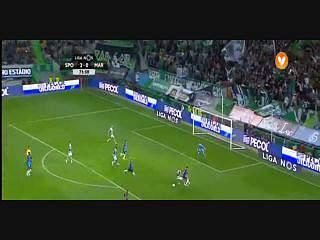 Sporting, Golo, Slimani, 76m, 3-0