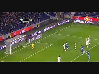 FC Porto, Jogada, Aboubakar, 84m