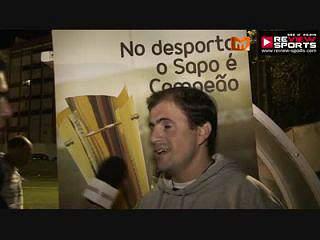 BBVA VS BDO - FLASH INTERVIEW PEDRO SILVA