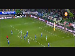 Sporting, Jogada, Montero, 18m