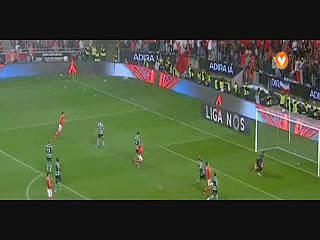 Benfica, Jogada, Pizzi, 76m