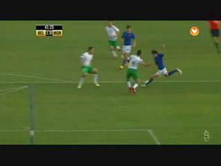 Resultado ao Intervalo – Belenenses 2-0 Moreirense