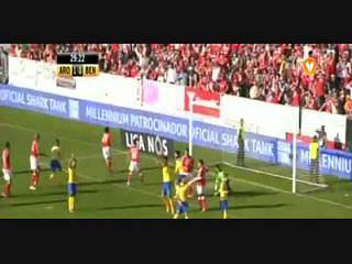 Benfica, Jogada, Salvio, 30m